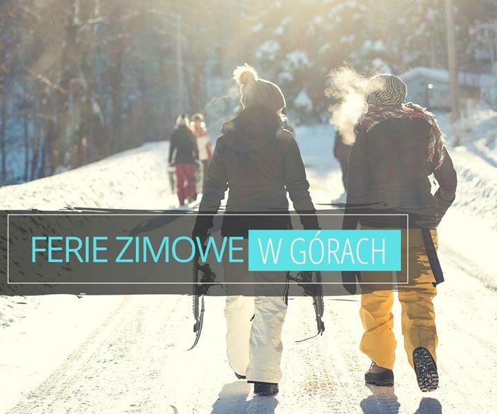 Ferie Zimowe Zakopane 2021